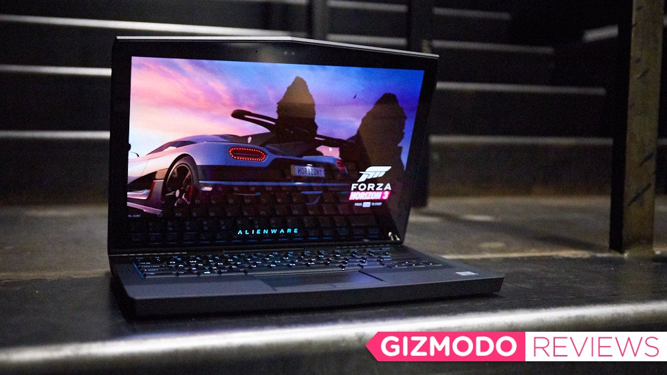 Alienware 13 Review: Laptop Size Doesn't Have To Matter