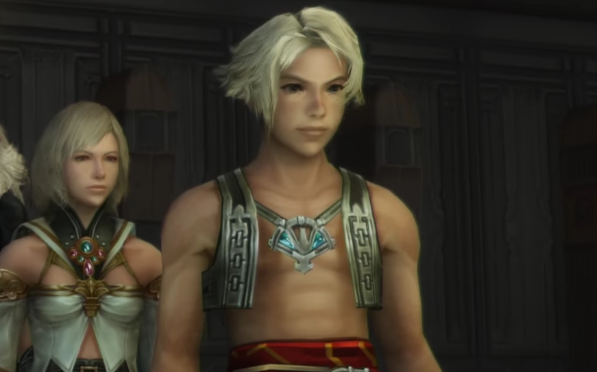 Square Enix Fixed Vaan's Freaky Abs In FF12: The Zodiac Age