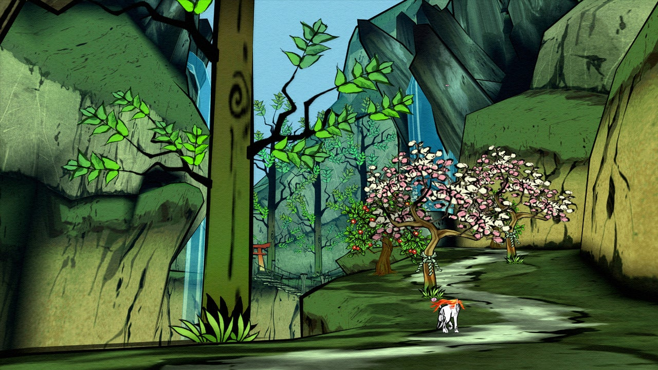 Image result for okami visuals