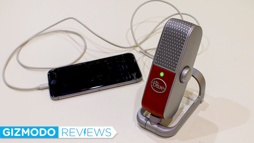 Blue Raspberry Review: This Tiny Microphone Wants To Be Good At Everything
