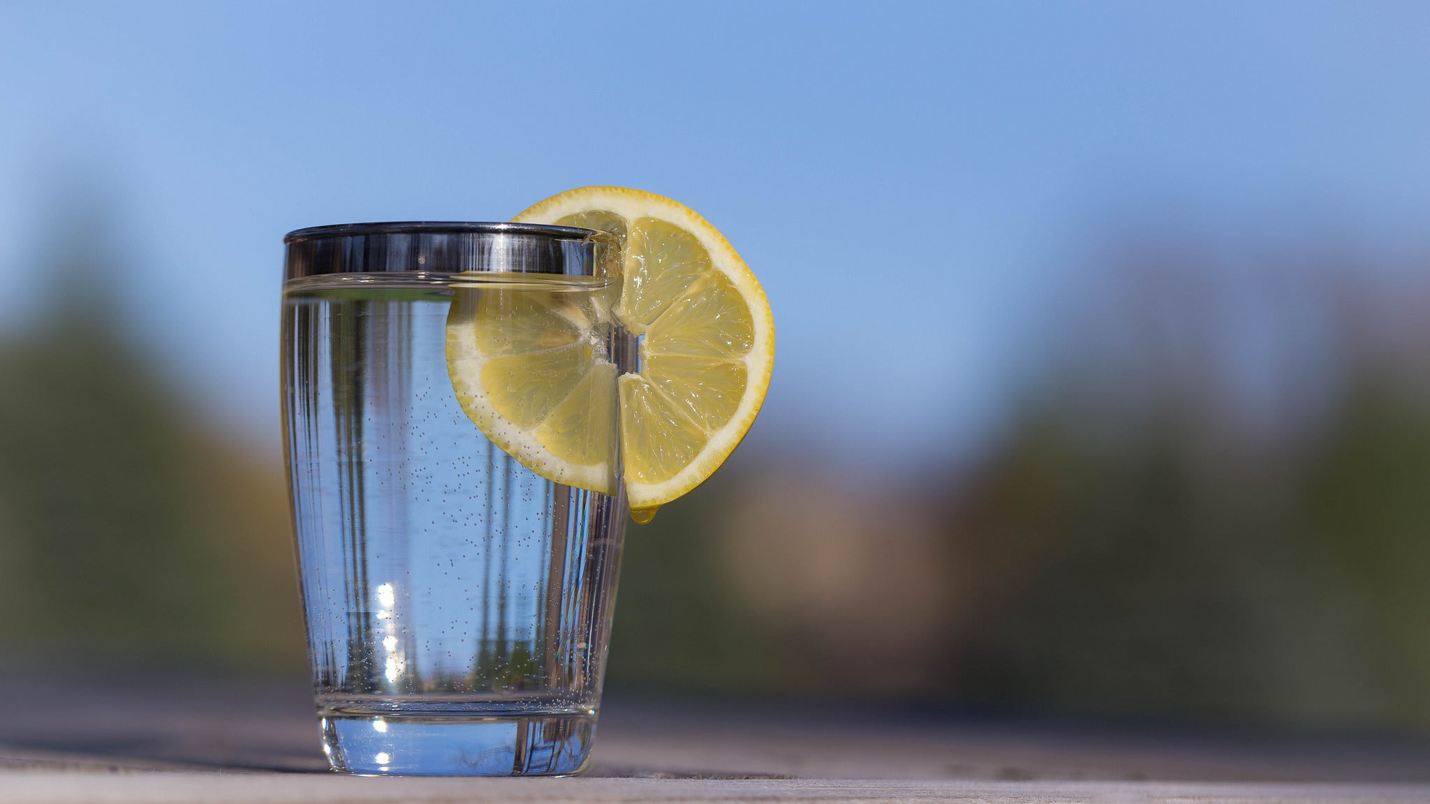 Lemon Water Doesn't Do Anything