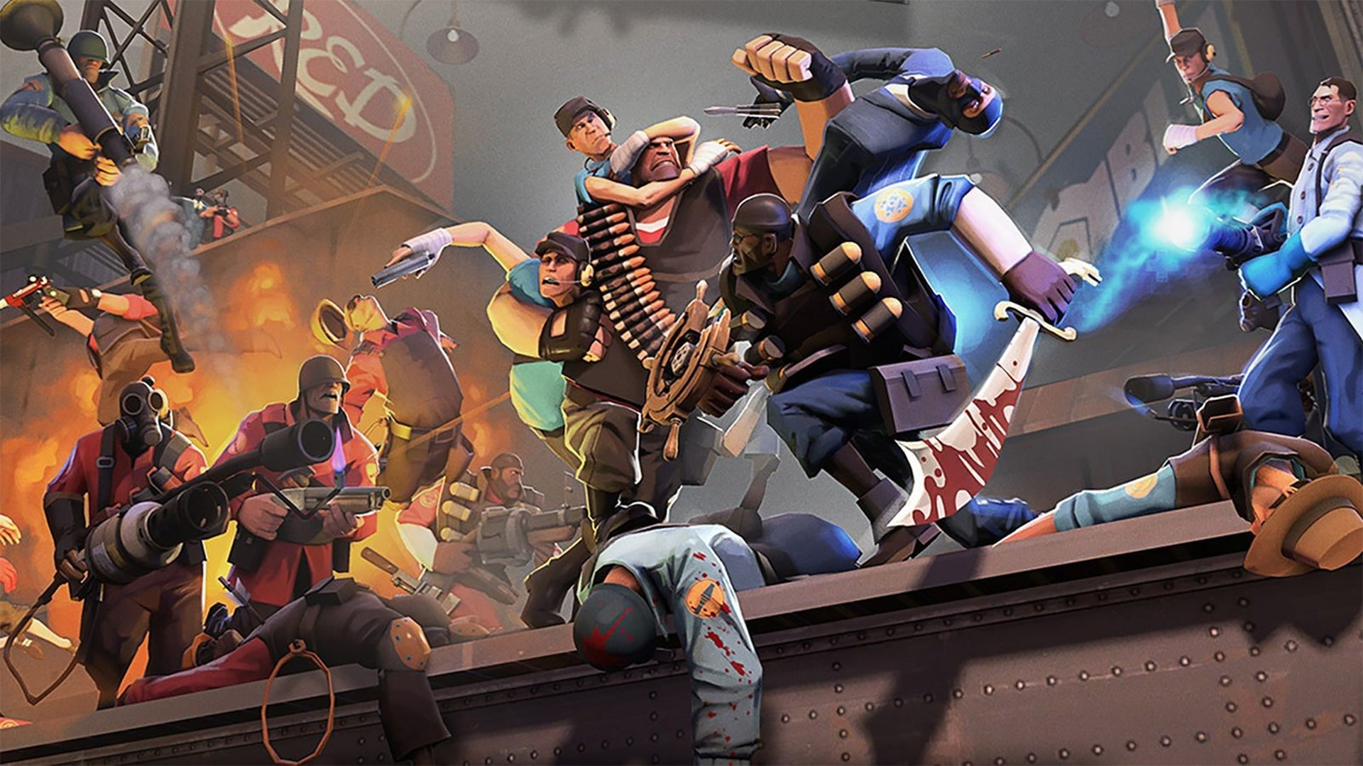 Steam Economy In Chaos After Team Fortress 2 Glitch Guarantees