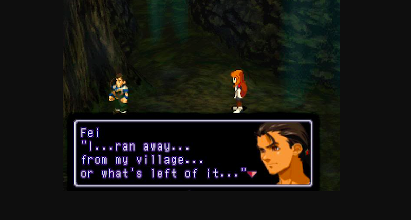 Guy Counts Every Ellipsis You Have To See To Finish Xenogears