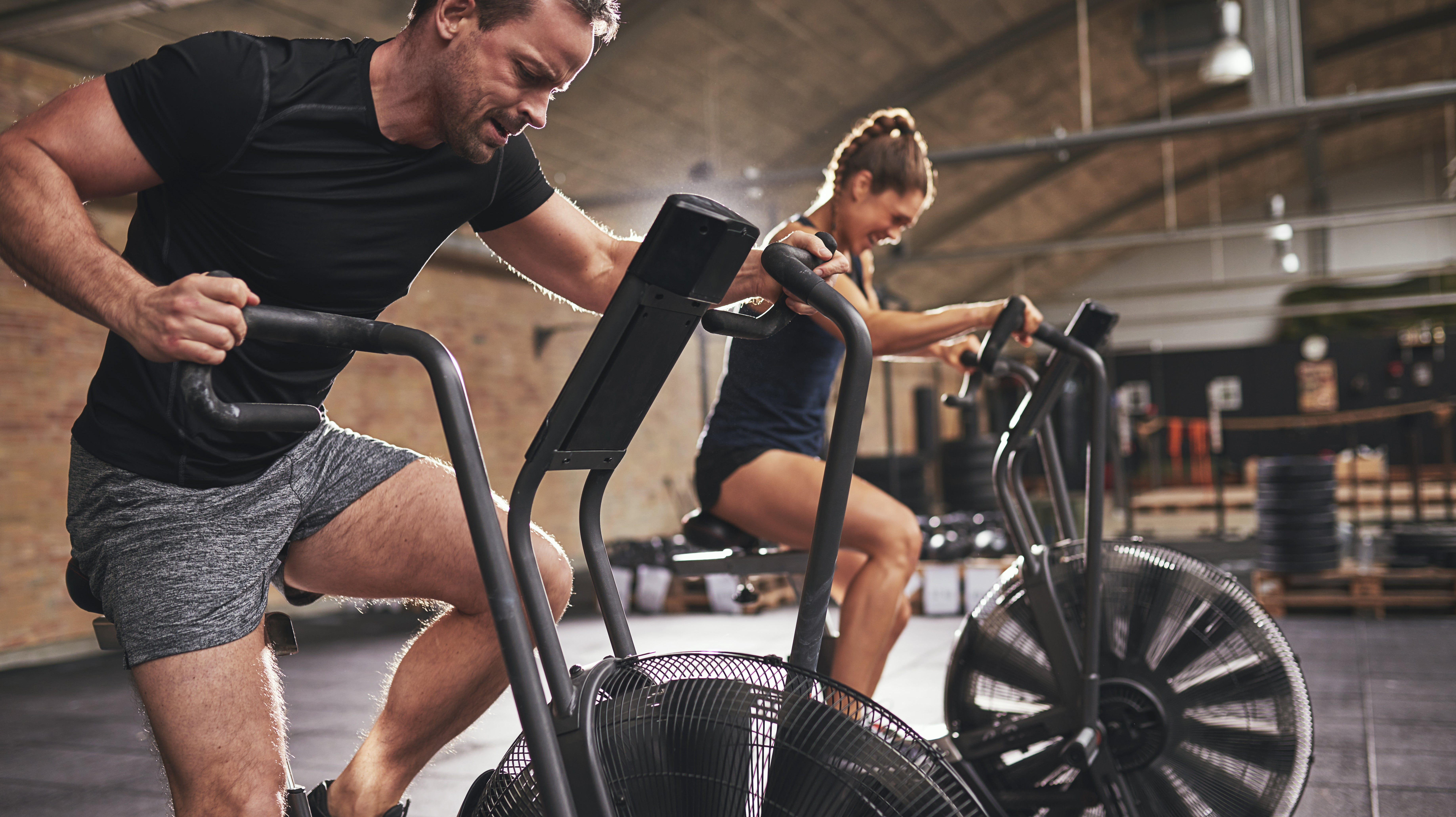 How To Get A Great Interval Workout On Gym Cardio Machines