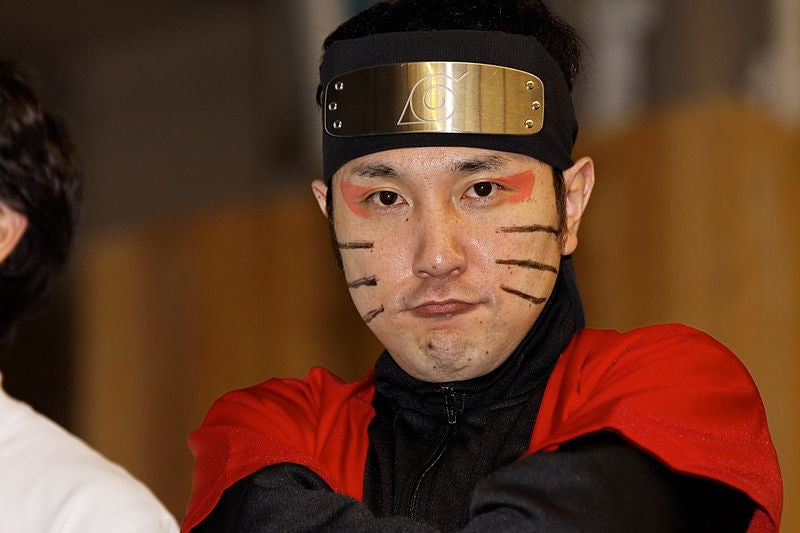 When You Find Out Naruto Is Over