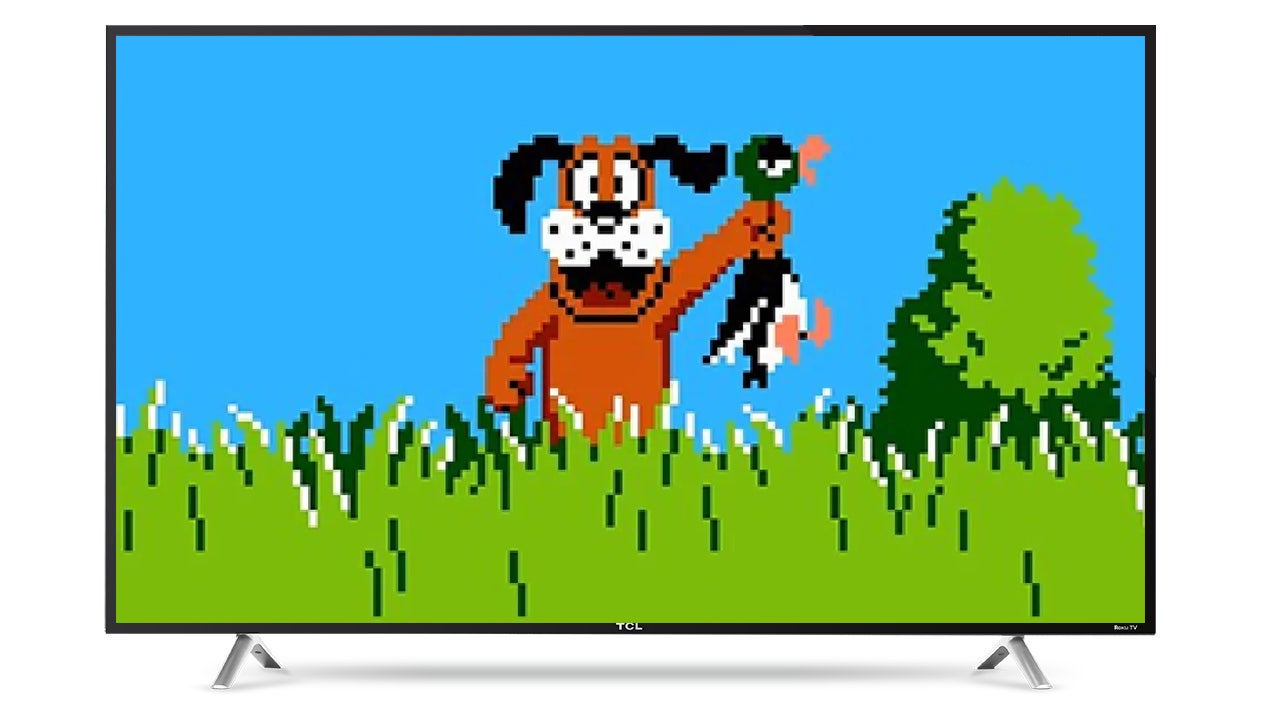 Soon, You'll Be Able To Play Duck Hunt On Modern TVs