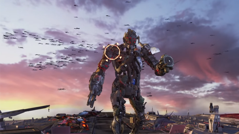 Ultron's Back And Ready To Get Downright Virtual In The New Trailer For Avengers: Damage Control