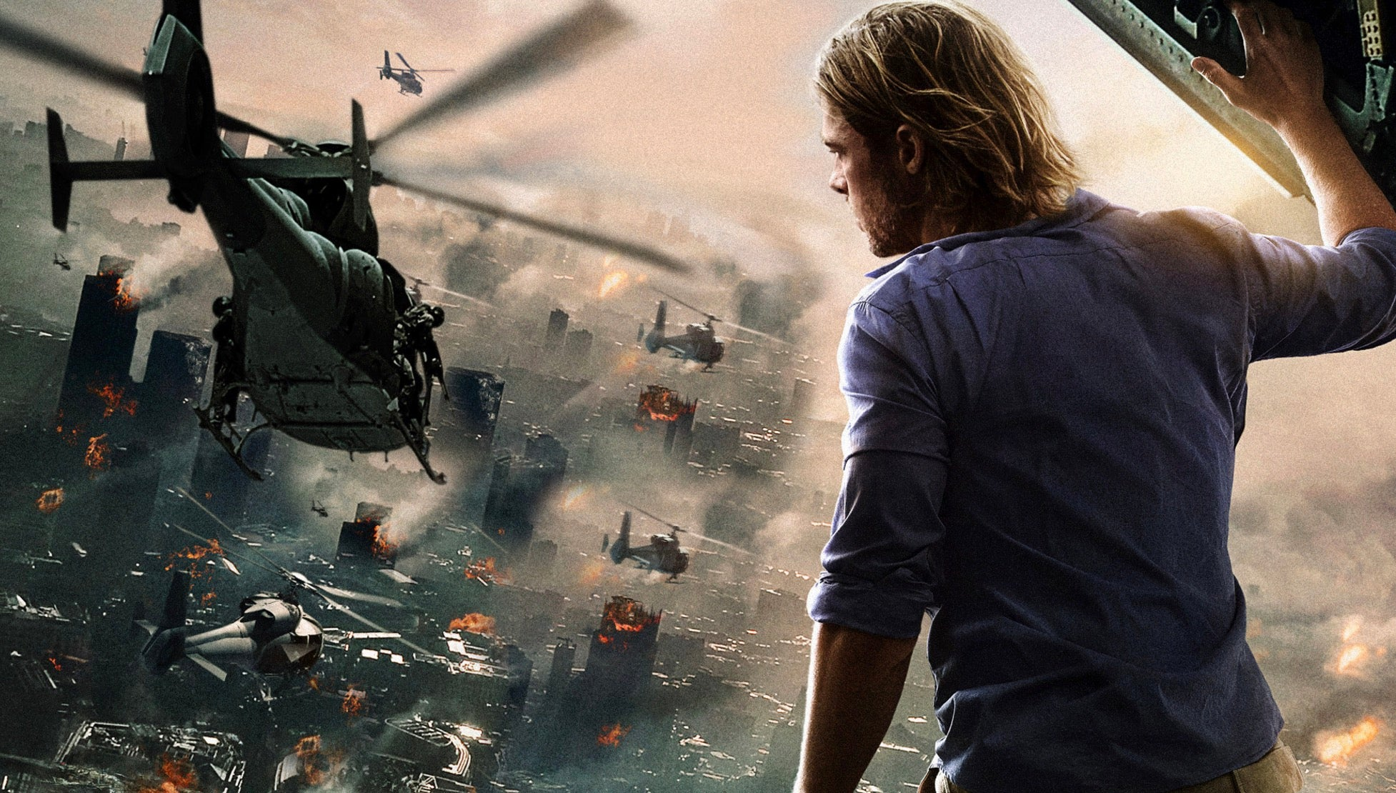 Holy Crap, David Fincher Is Directing The World War Z Sequel