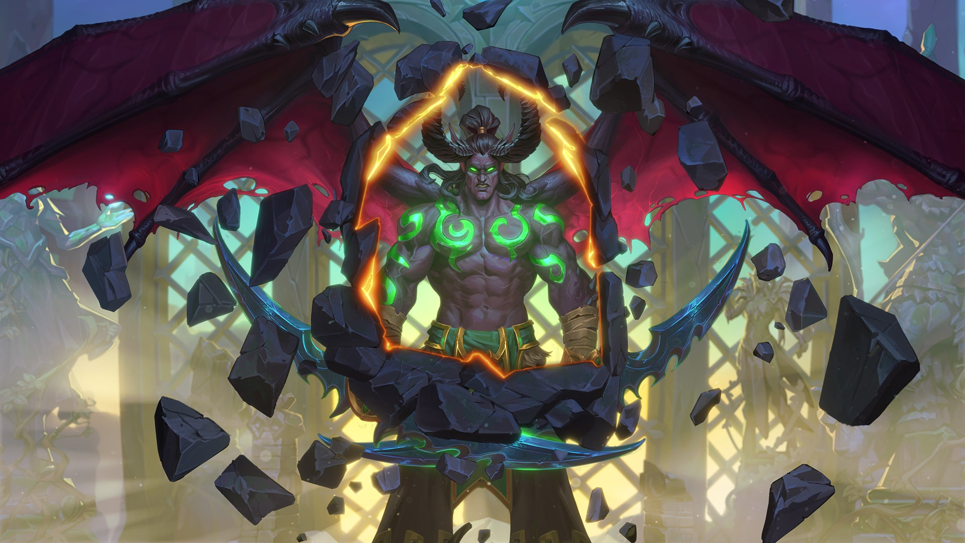 Hearthstone Adds Demon Hunters, Its First New Class Since Launch