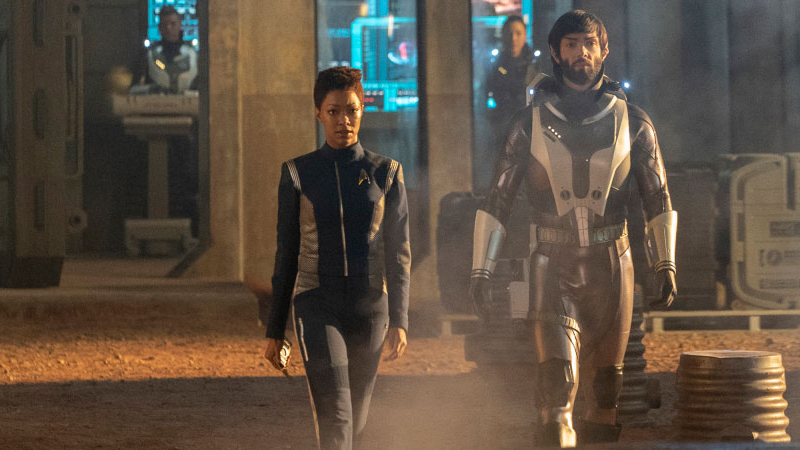 A Messy Star Trek: Discovery Cannot Compare To The Mess That Is Michael Burnham's Life