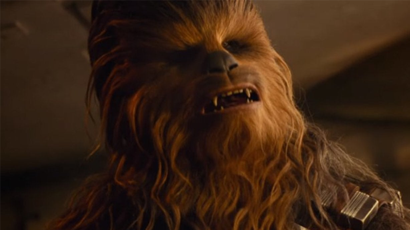 The Reason Rise Of Skywalker's Chewie Medal Moment Is So Weird