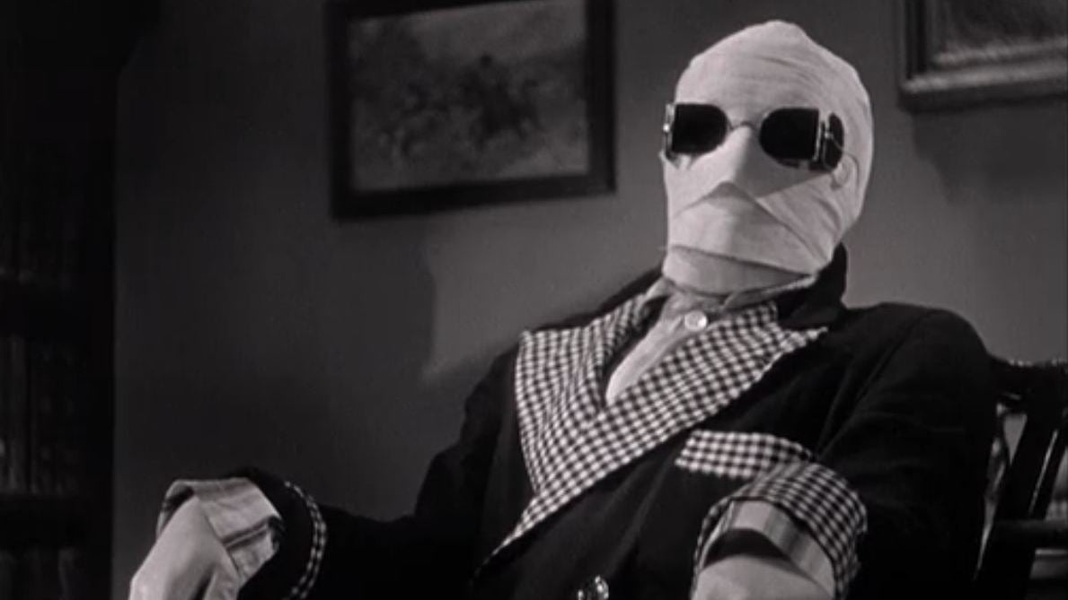 Invisible Man Writer Exits, Reconfirms The Dark Universe Is Flying Blind