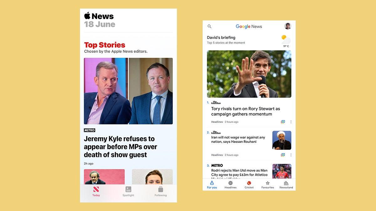 Apple Versus Google: Who's Winning The App War? | Gizmodo Australia