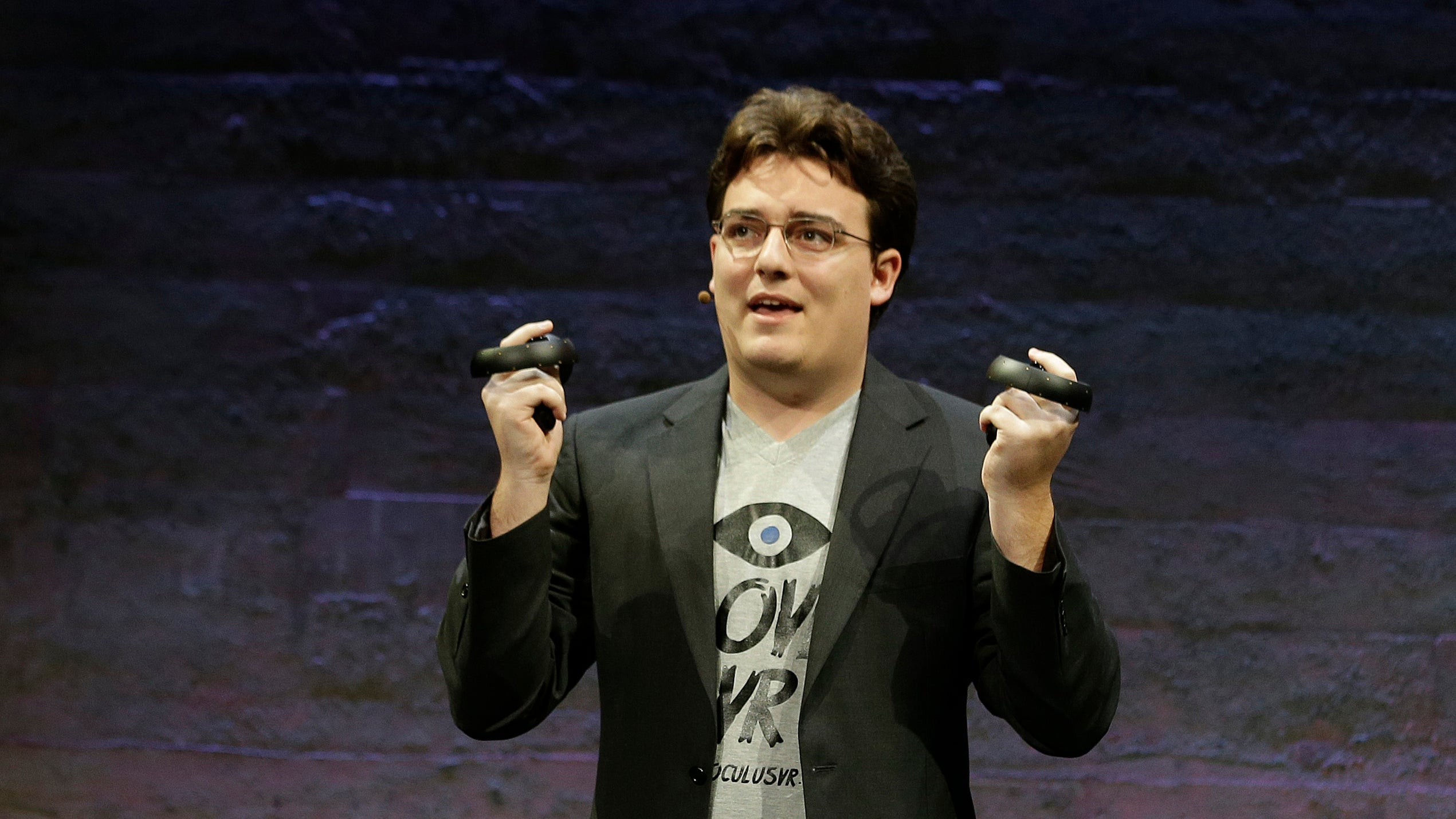 Palmer Luckey's new company deals in defence technology