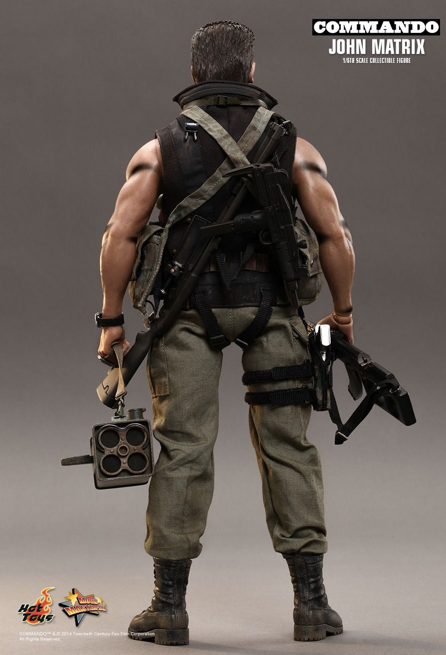 Hot Toys' Perfect Commando Figure Is Everything Great About the '80s