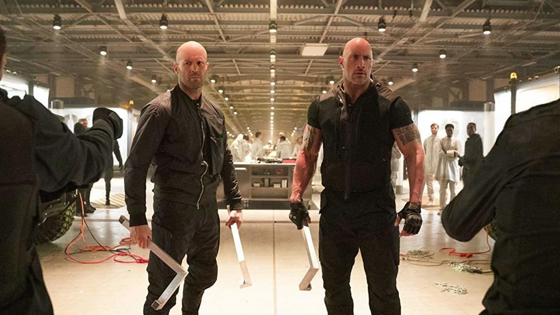 Hobbs & Shaw Is Fun But It's No Fast And Furious Movie