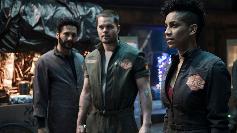Here's Another Trailer For The Expanse Season Two