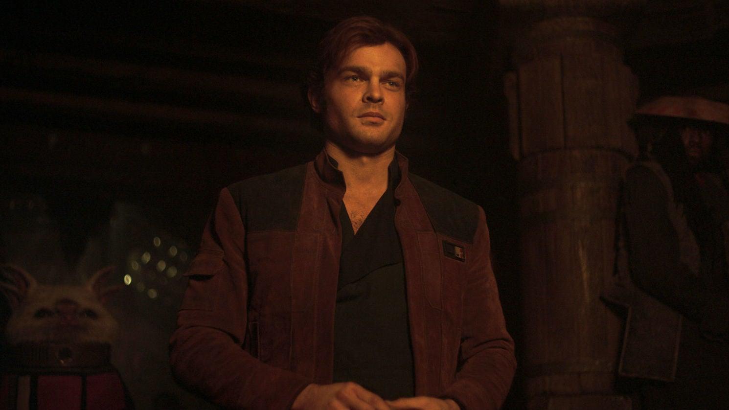 Solo Is A Damn Fine Star Wars Story