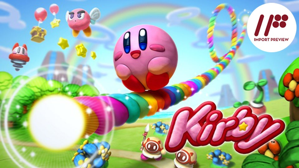 Kirby: Rainbow Curse Makes Me Want More Claymation-style Games