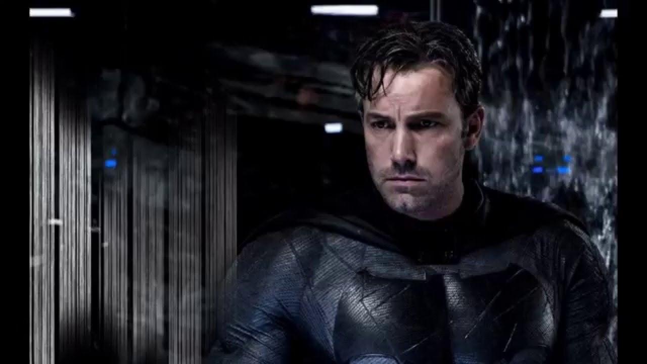 Ben Affleck Has Definitely Written a Script for a Solo Batman Movie