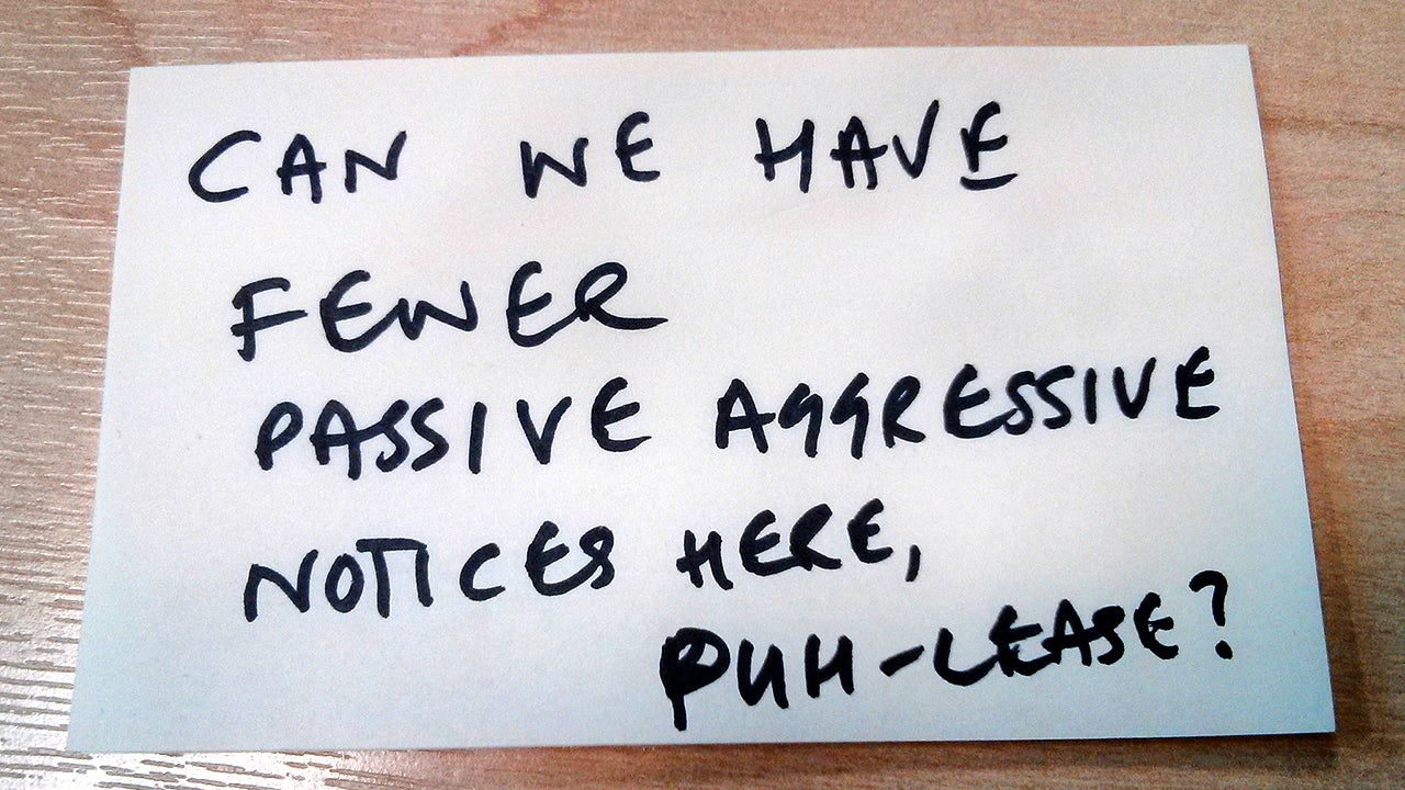 Point Out 'Response Costs' To Deal With Passive Aggressive People