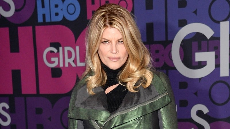 Kirstie Alley Is The Perfect Addition To Scream Queens, The Campiest Show On TV