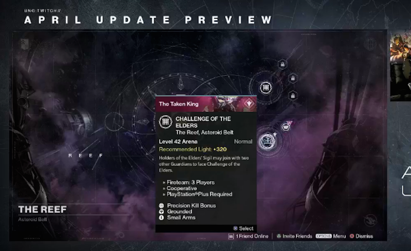 Destiny's New Update Bumps The Light Cap To 335