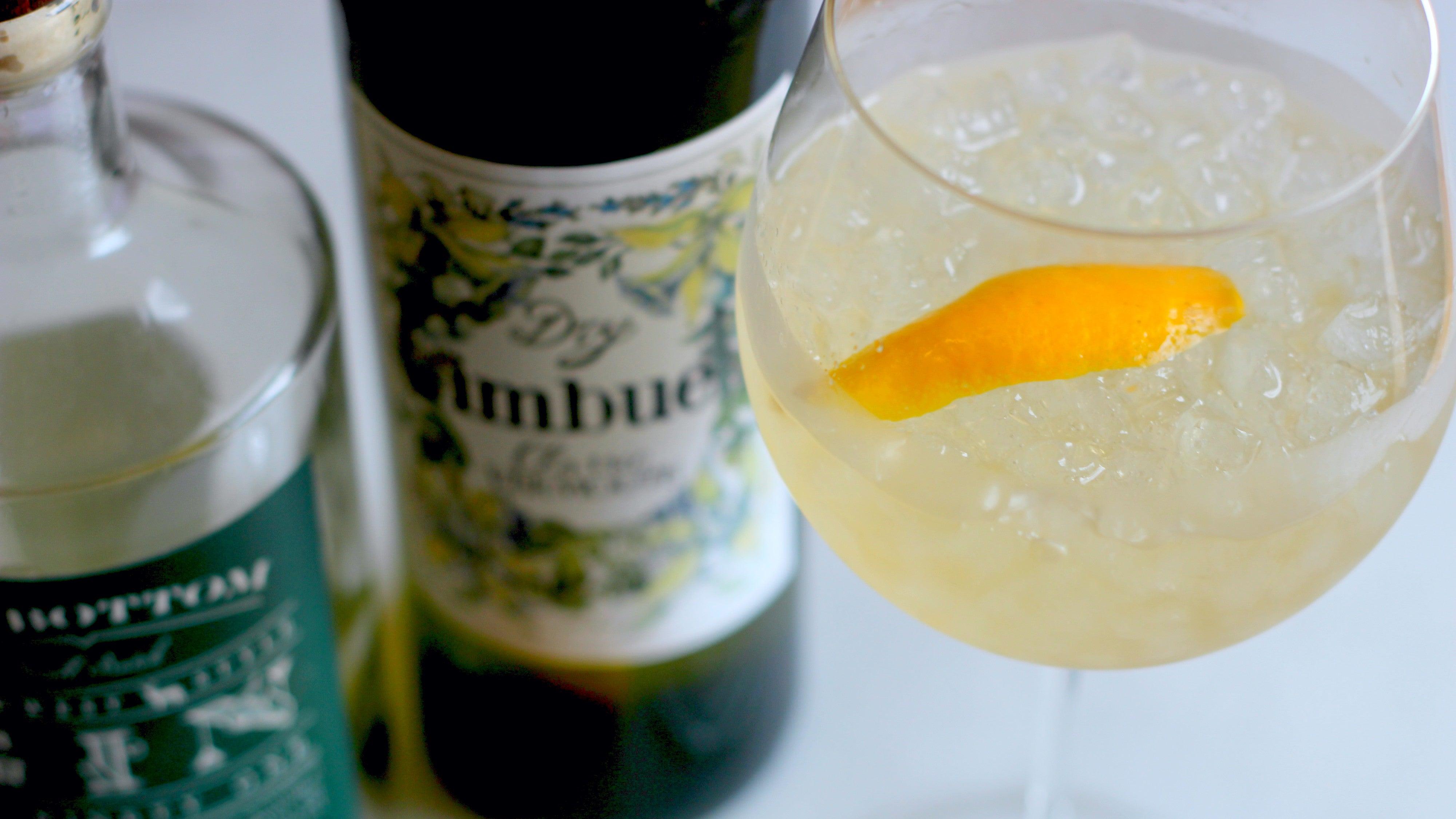 3-Ingredient Happy Hour: Julia Child's Favourite Martini