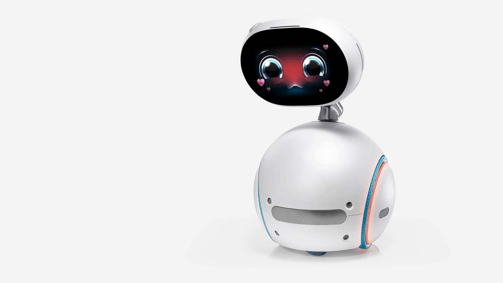 Asus Just Announced a MacBook Clone and Adorable Home Robot