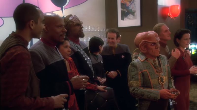 The Deep Space Nine Documentary Finally Comes Home In August