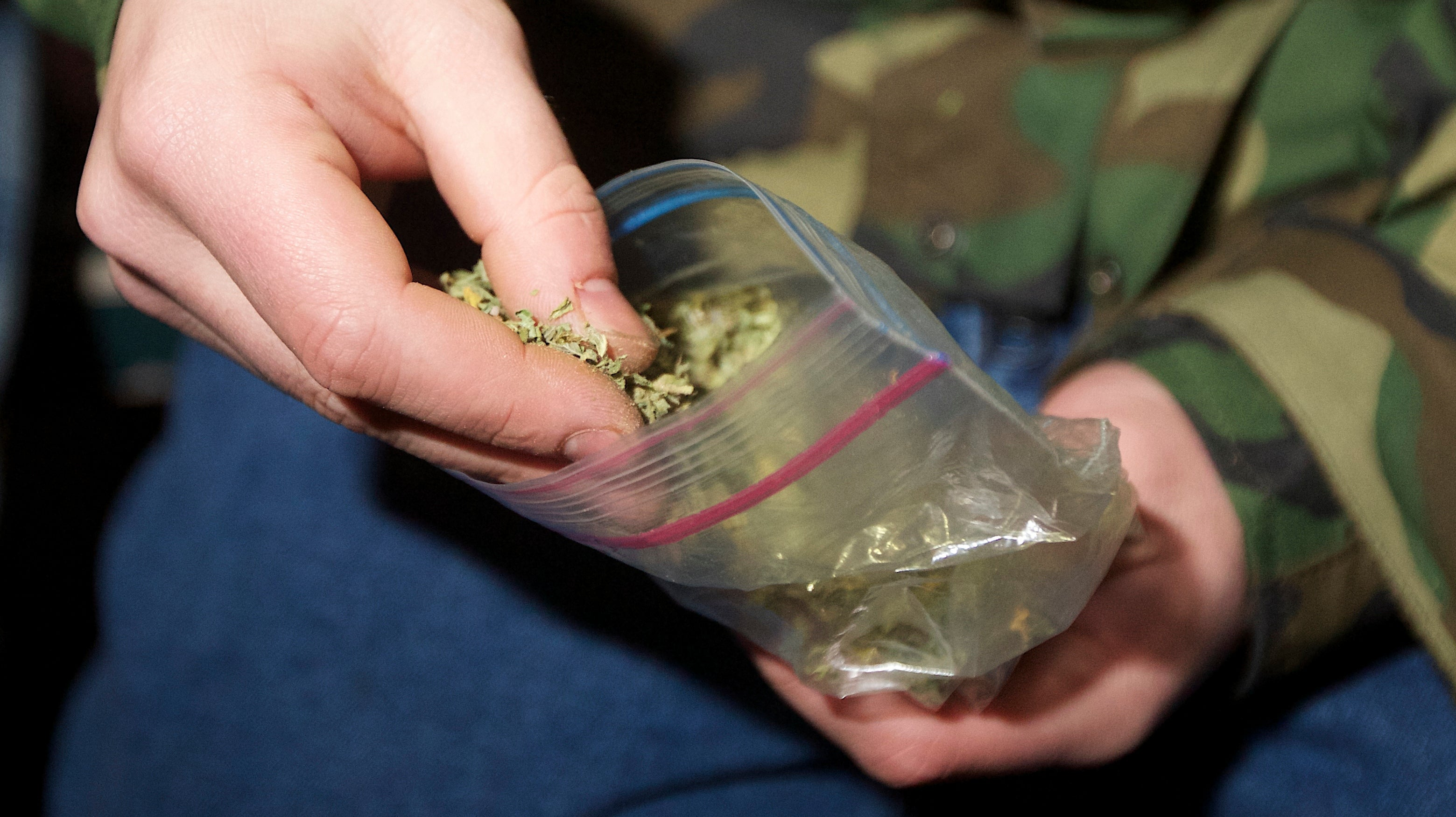 You Don't Need To Sneak Weed Past Security At LAX