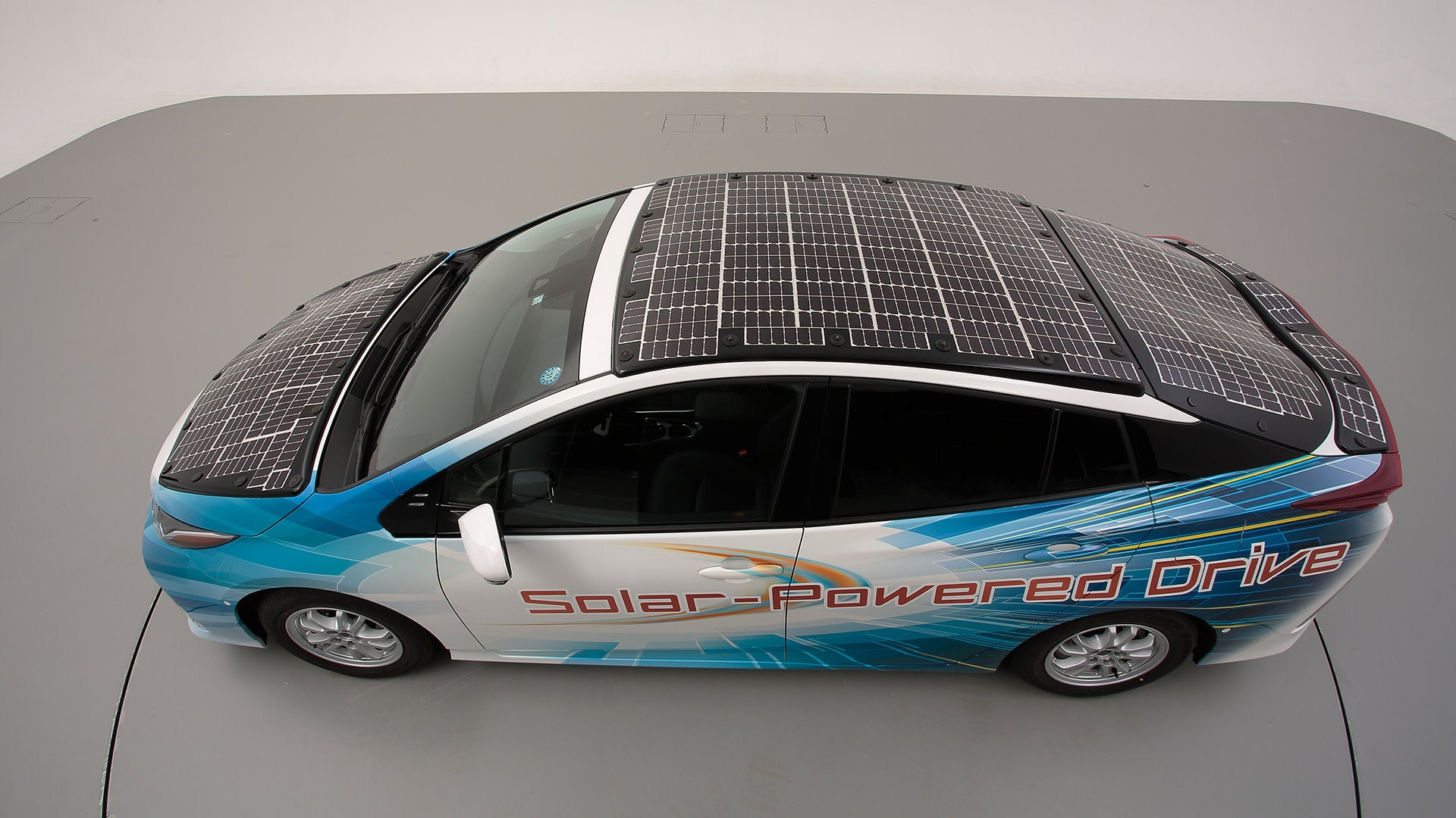This Prius Can Harness The Power Of The Sun God Ra