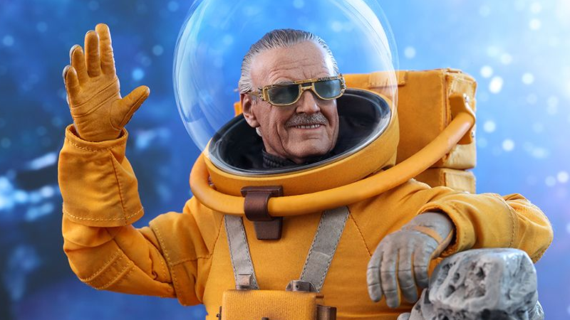 Hot Toys' Latest Marvel Figure Is Truly Excelsior