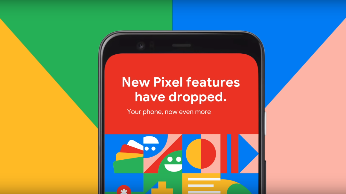 Here's Everything New In Google's Second Pixel Feature Drop