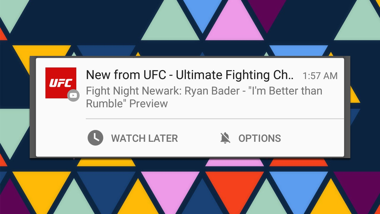 Add YouTube Videos to Your Watch Later List From Android Notifications