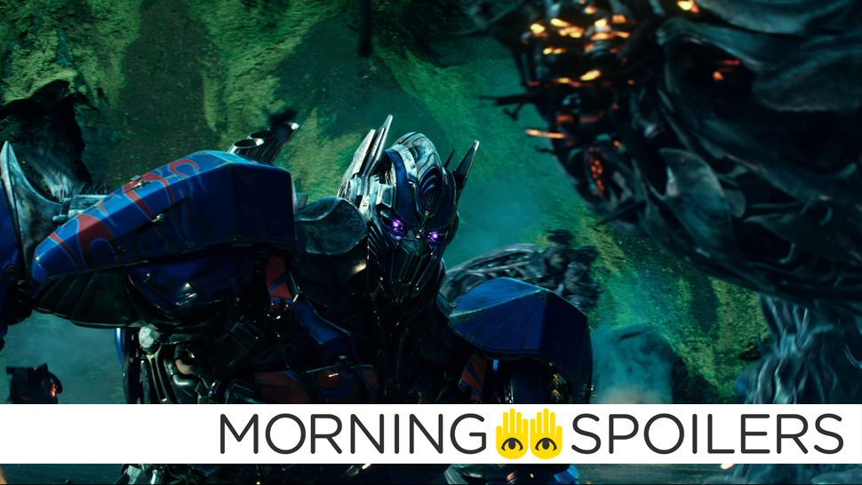 Something Totally Crazy Could Happen To Bumblebee In Transformers: The Last Knight