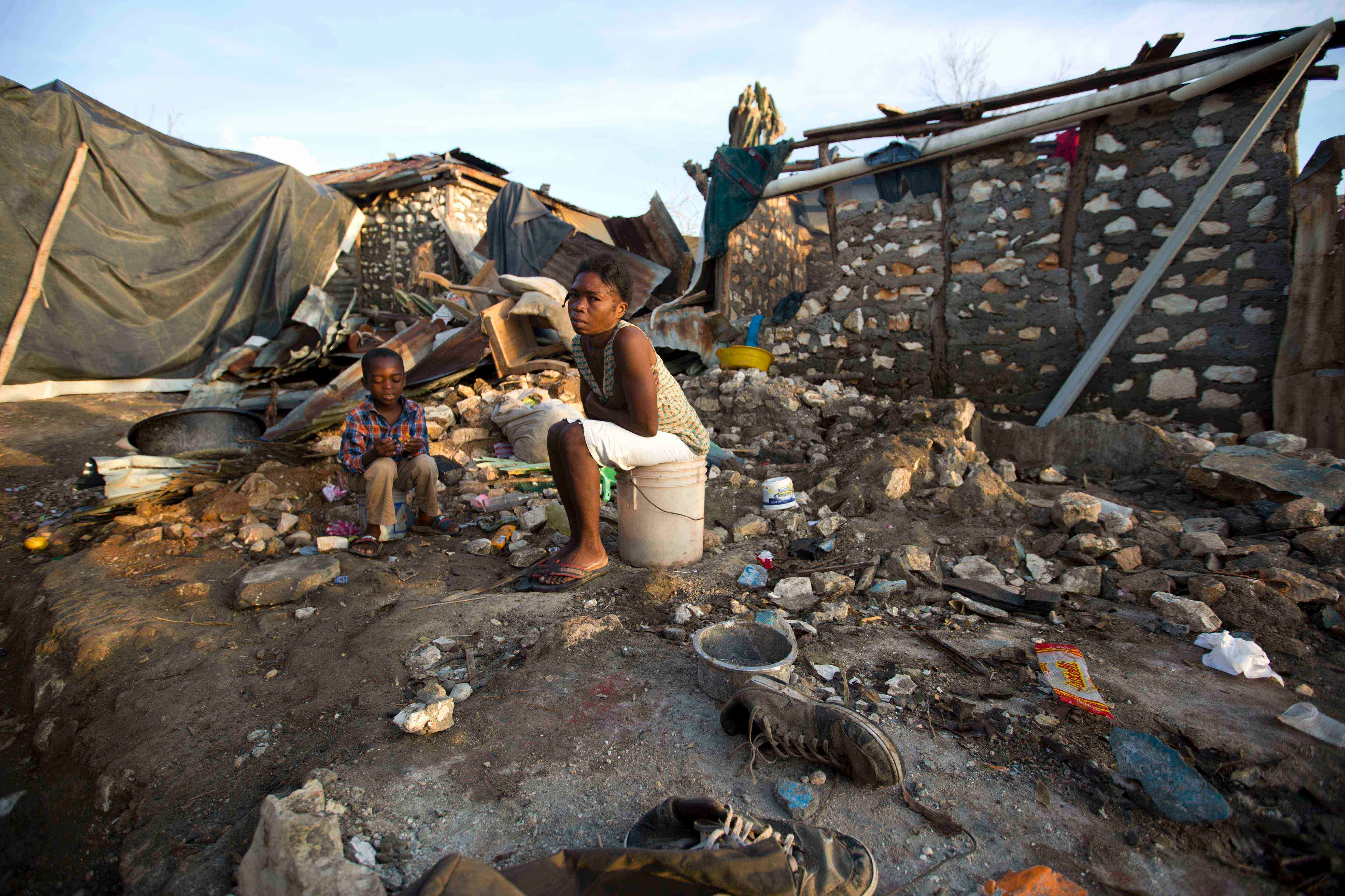 crisis in haiti Few people bother to probe beneath the facade of what is both a popular uprising against a permanent state of poverty and at the same time yet another grab for power.