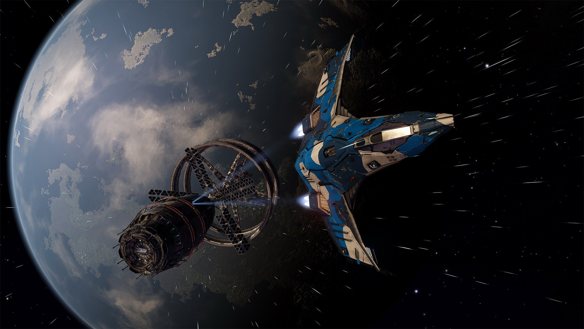 That Elite: Dangerous Space Captain May Be Someone's Lost Loved One