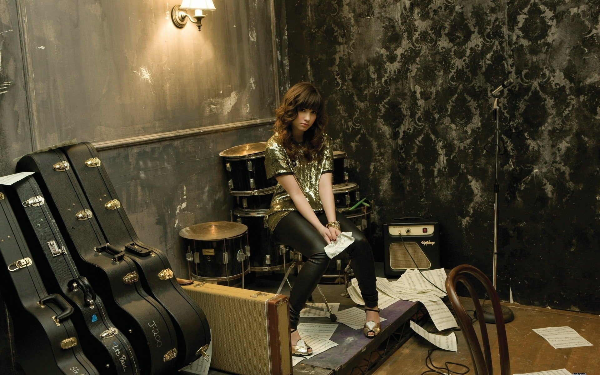 recording studio wallpaper joy - photo #24