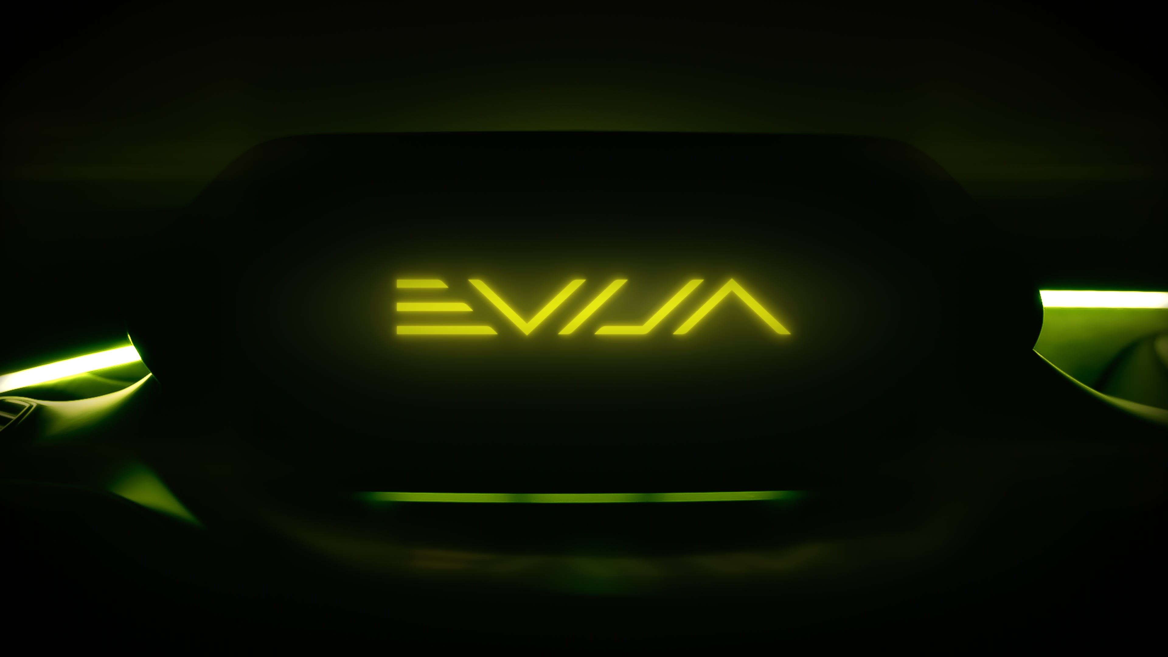 What Language Is The Lotus Evija From?