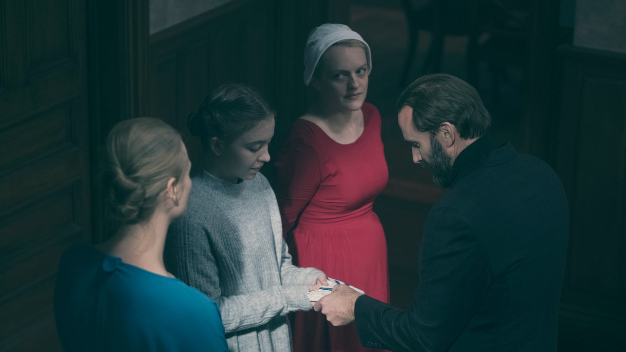 The Handmaid's Tale May Have Just Put The First Crack In Gilead's Ugly Facade