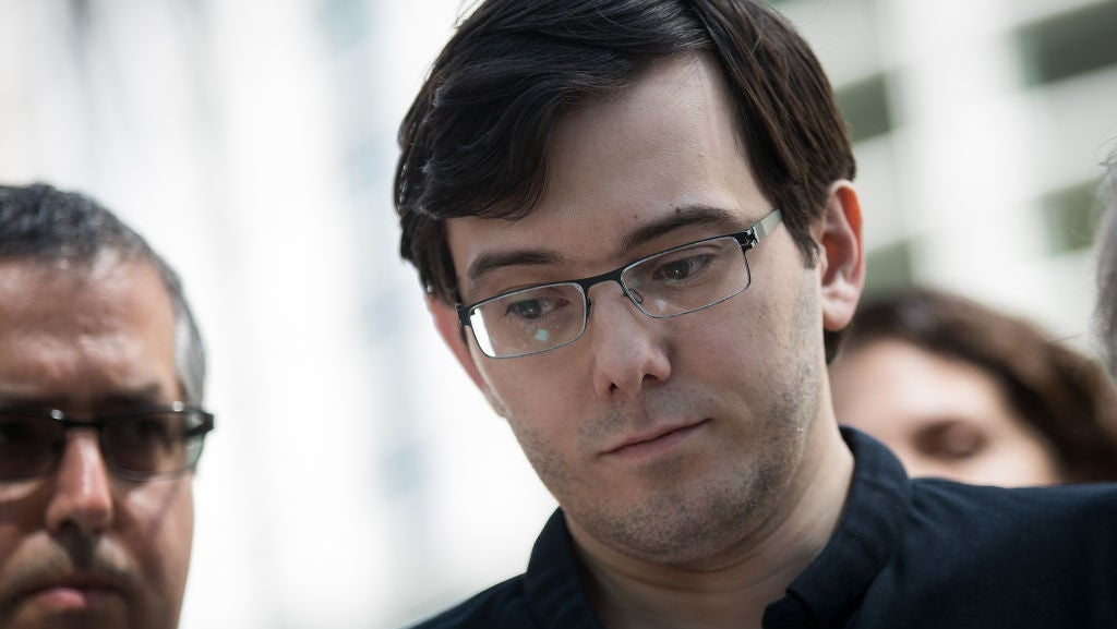 Boyvillain Martin Shkreli Ordered To Forfeit Coveted Wu-Tang Album