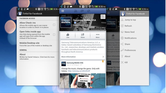Tinfoil for Facebook Puts Your Mobile Browsing in a Privacy Sandbox