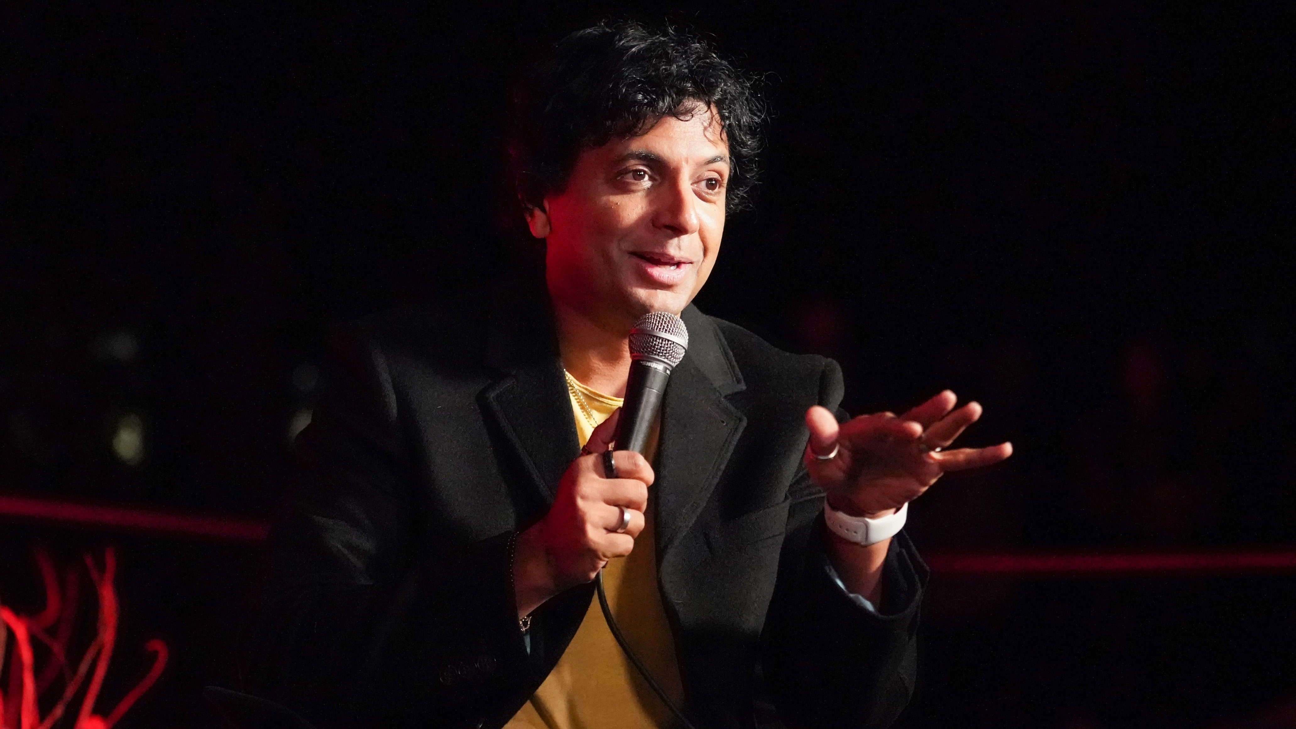 M. Night Shyamalan's Mysterious Next Film Has A Much Less Mysterious Cast