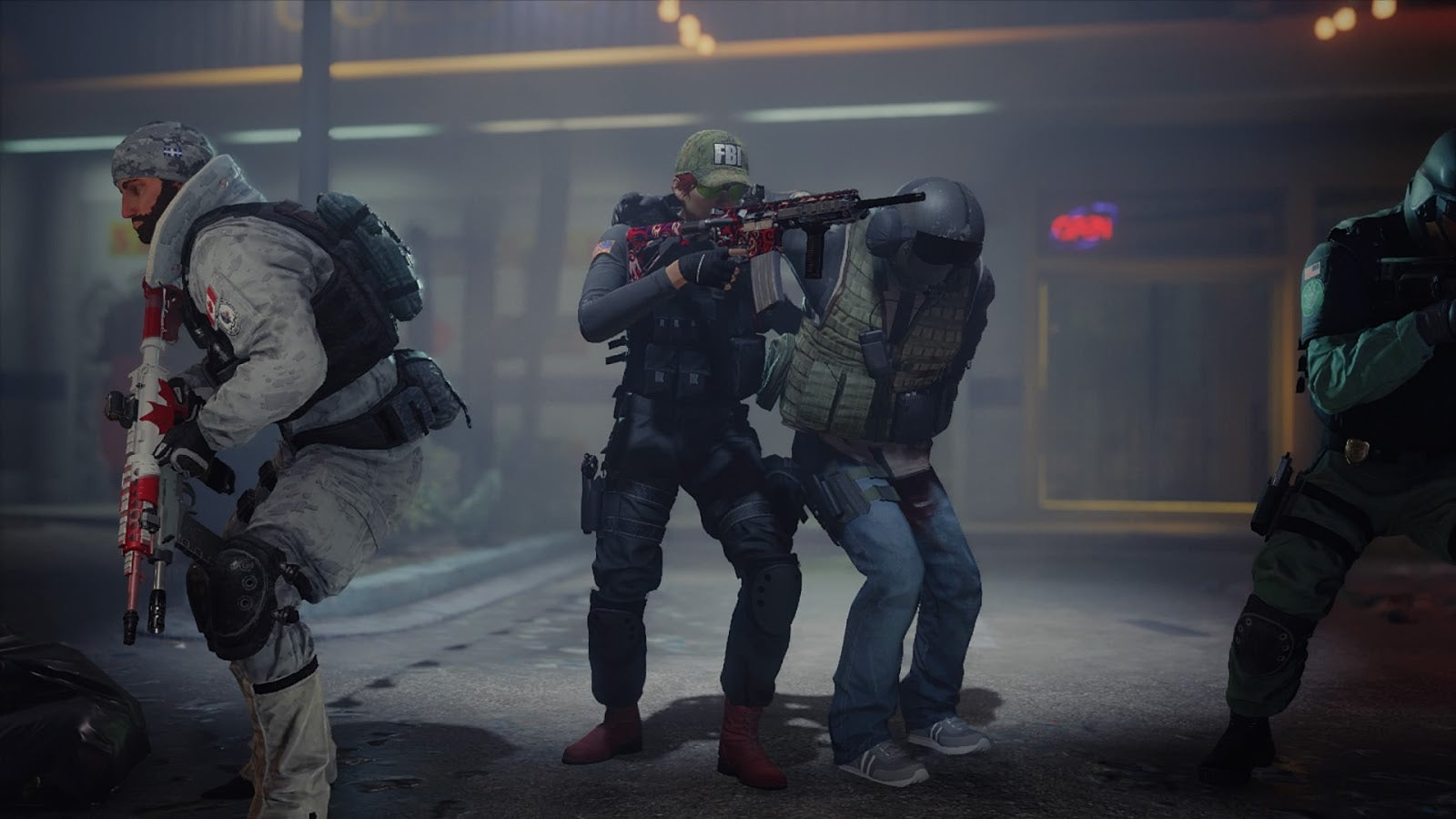Rainbow Six Siege S New Zombie Update Is So Good Players Are