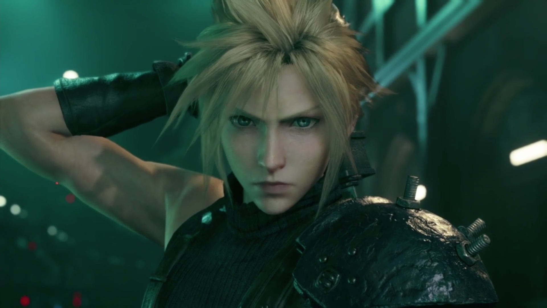 Final Fantasy VII Remake's Action-RPG Combat Detailed