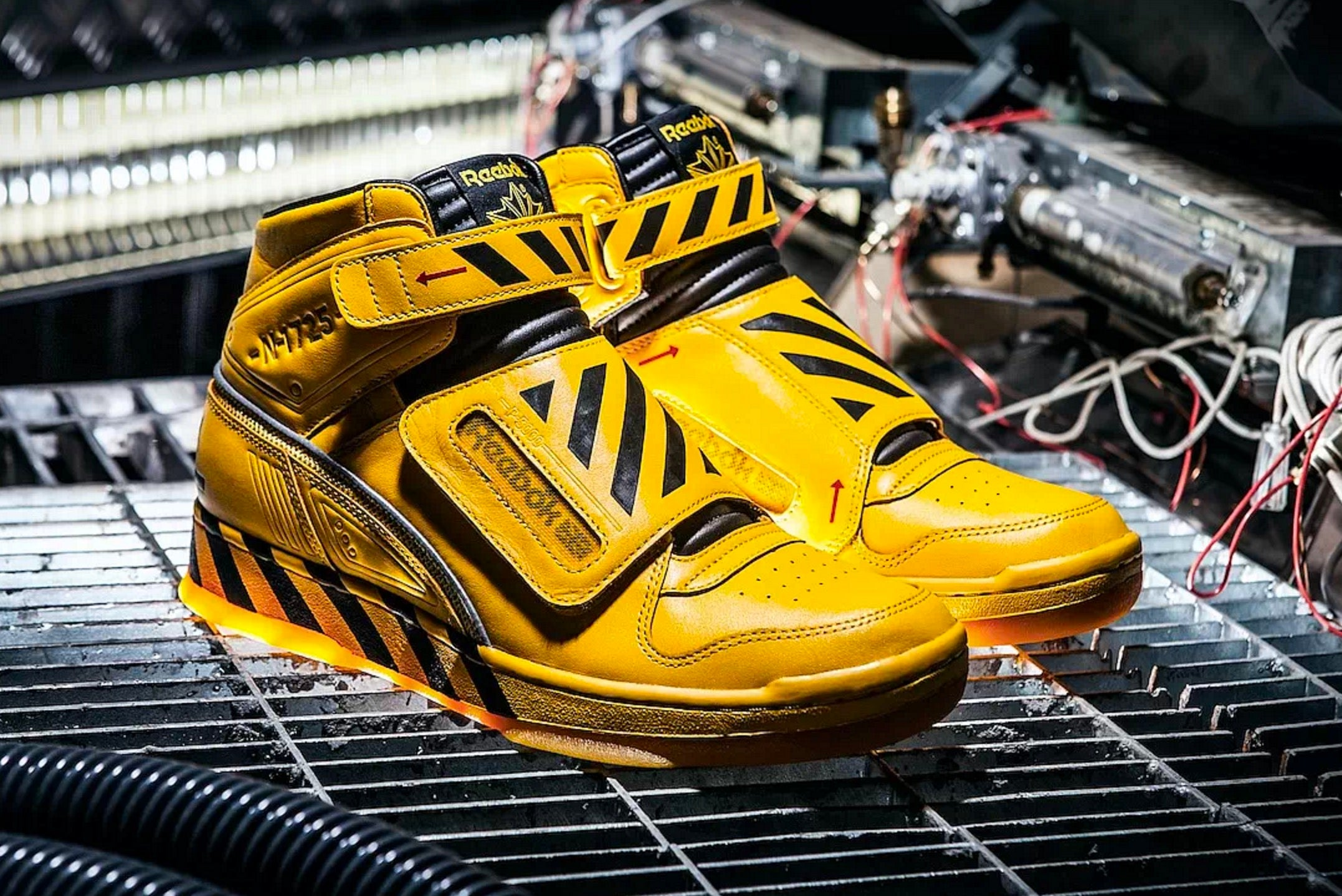 5fc98f4bd3a2 Reebok Announced Two New Alien-Themed Sneakers Which Are Totally For ...