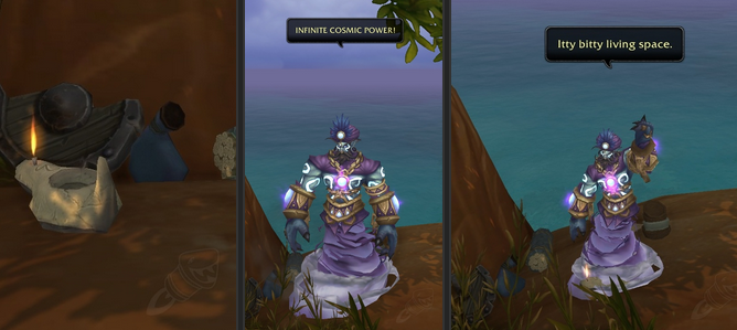 World of Warcraft's Robin Williams Tribute Is Just Great