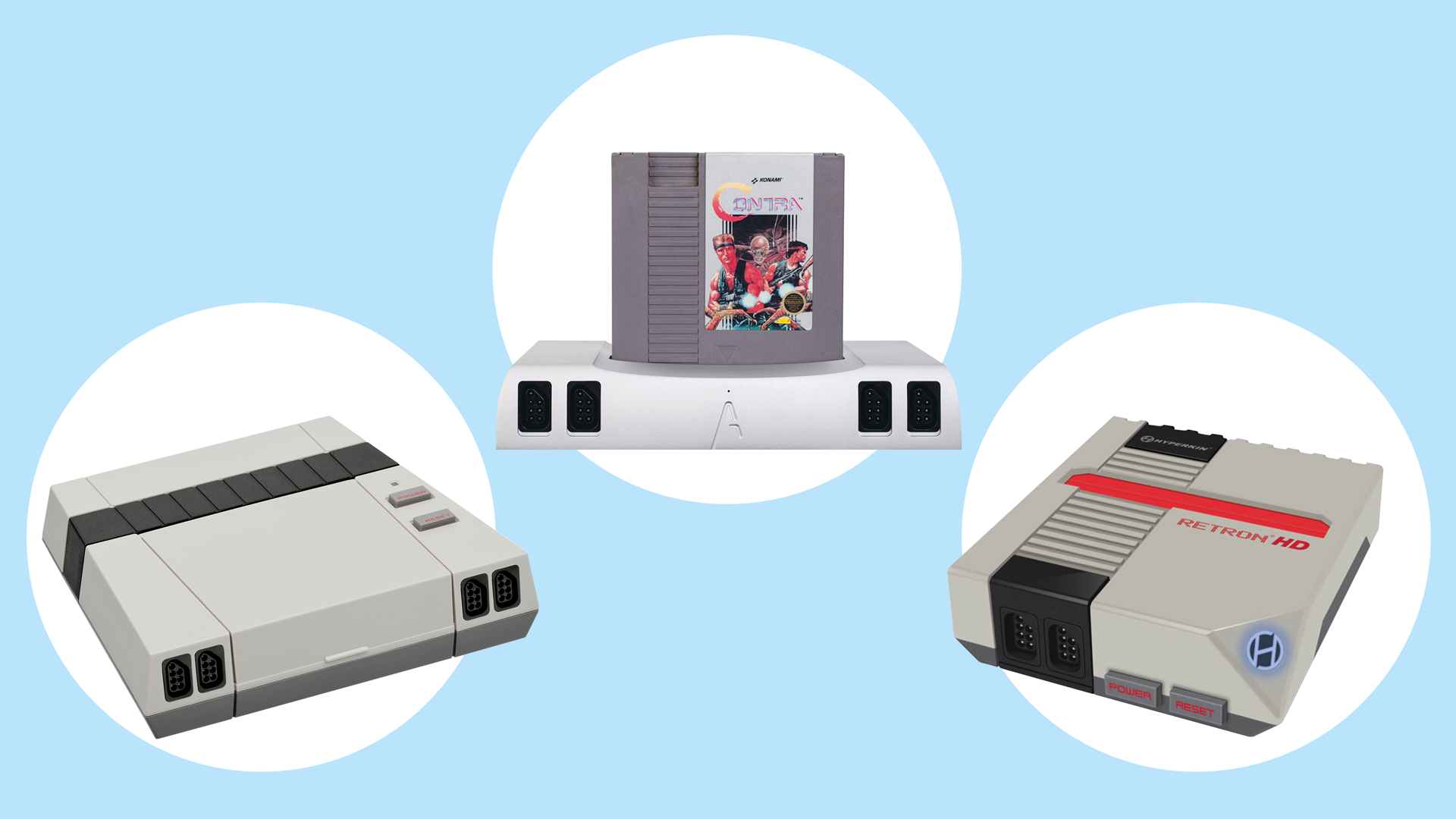 Whether You Have $60 Or $600, There's An HDMI NES For You