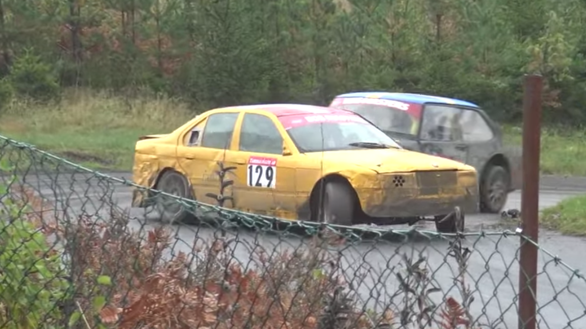 Bilcross Is The Most Slapdash Scandinavian Motorsport You've Never Heard Of